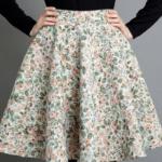 Сшить юбку полусолнце своими руками для начинающих