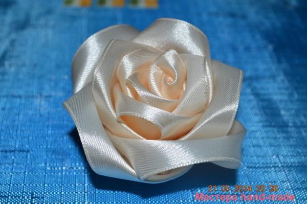 Роза, свадебная корзинка