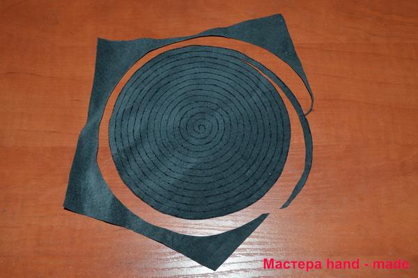 Кожаный шнур из кожи