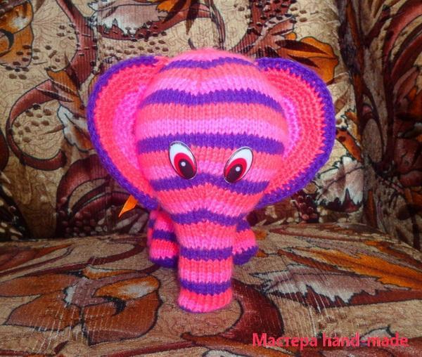 игрушка-слоник