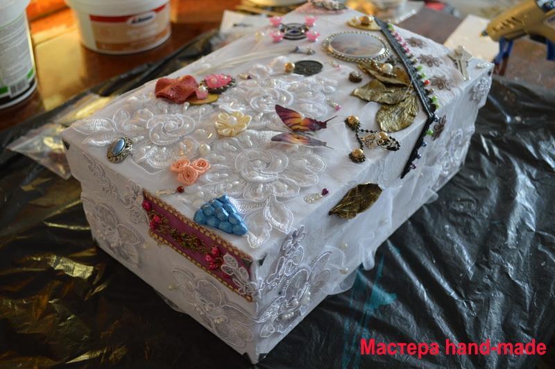 украшение-коробки