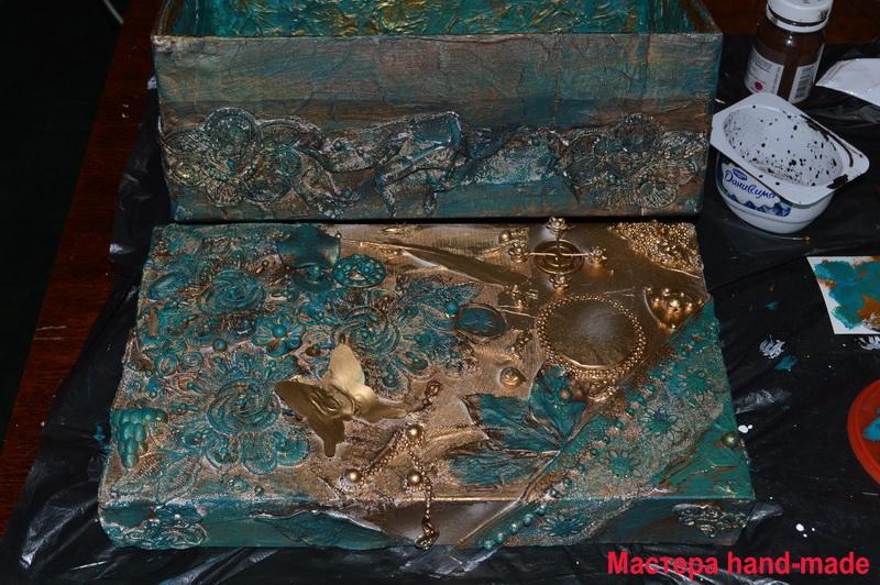 декорирование-коробки