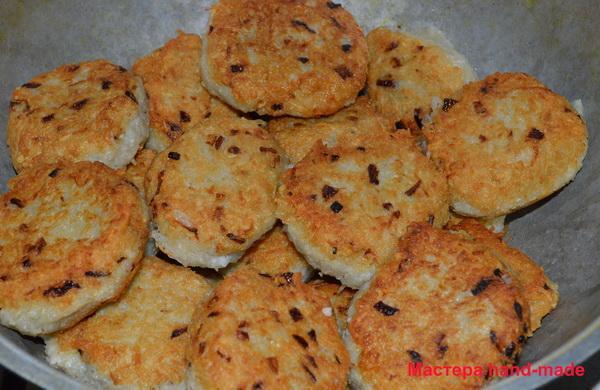 Картофельные-драники