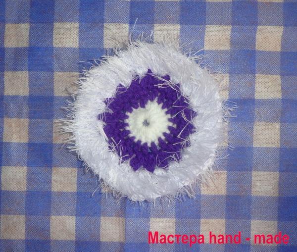 Viazanye-sapozhk_15 Сапожки крючком 🥝 как связать домашние сапожки с подошвой, красивые комнатные полусапожки со стелькой, схемы вязания, фото, видео