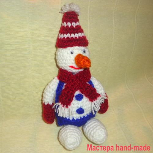 связать-снеговика