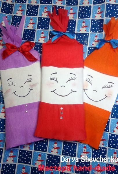 упаковать-небольшие-подарки