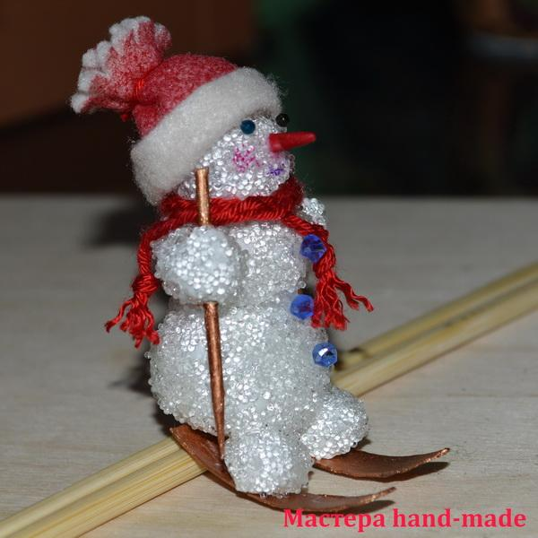 Snegovik-svoimi-rukami