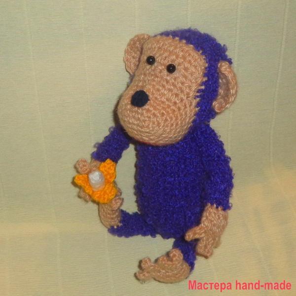 связать обезьянку