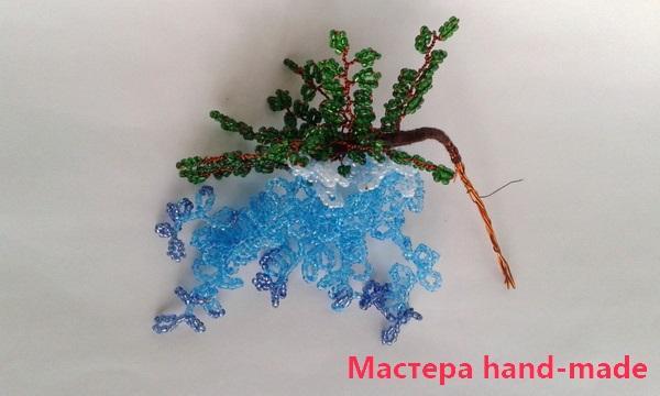деревья-из-бисера