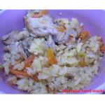 Плов с курицей в мультиварке, рецепт с фото