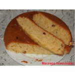 Готовим кекс в мультиварке, рецепт с фото