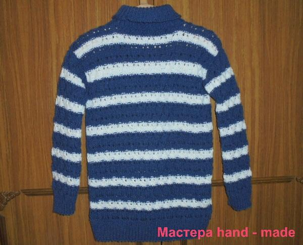 связать-свитер