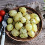 Как приготовить вкусный молодой картофель с укропом