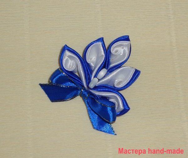 kanzashi-cvetok