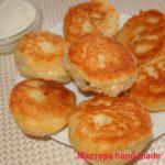 Сырники в мультиварке, пошаговый рецепт с фото