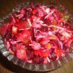 Салат – Винегрет, рецепт с фото